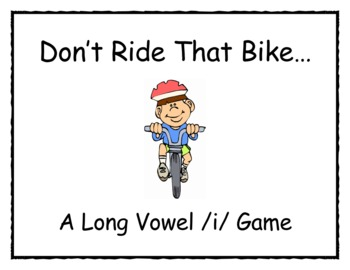 Fun Long Vowel Games