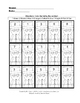 Fun March/Leprechaun Number Identification Search