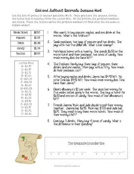 Fun Math Review Activities
