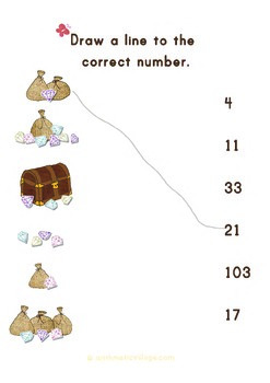 Fun Math! Arithmetic Village Activity Packet #1