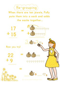 Fun Math! Arithmetic Village Activity Packet #3