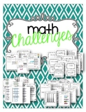 {Fun} Math Challenges