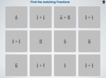 Fun Math Exercises for iPads, Chromebooks and PC's