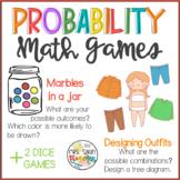 Probability Fun Math Games
