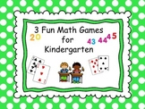 Math Games for Kindergarten