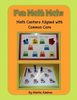 Fun Math Mats