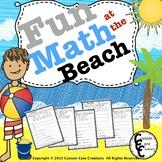 Fun Math at the Beach