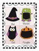 Fun Math in Halloween / Matemáticas en Halloween