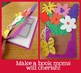 Fun, Memorable Mother's Day Gift Book Card - writing, poetry, and more!