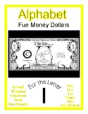 Fun Money Dollars by the letter ~ Letter I ~ Rewards  Math