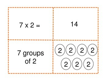 Fun Multiplication Games for 7 and 8 facts