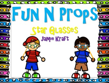 Fun N Props: Star Glasses