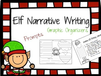 Fun Narrative Elf Writing
