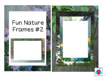 Fun Nature Frames #2
