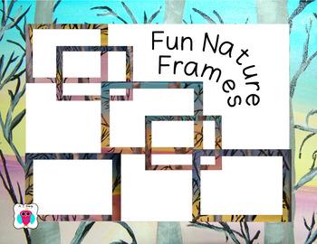 Fun Nature Frames