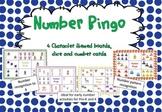 Fun Number Bingo