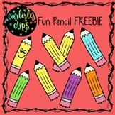 Fun Pencil Freebie