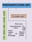 Fun Personification Board Game - Hands on, Interactive Learning!