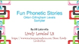 Fun Phonetic Stories OG Leveled Sampler