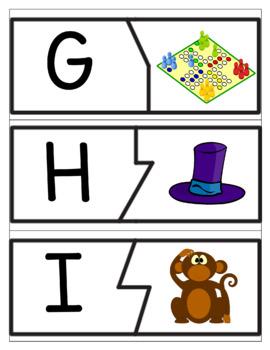 Kindergarten Fundationally FUN PHONICS Level K Keyword Puzzles