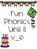 Fun Phonics Level 1 Unit 11
