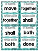 """2nd Grade Fundationally FUN PHONICS Level 2 """"I Have...Who Has?"""" Trick Word Game"""