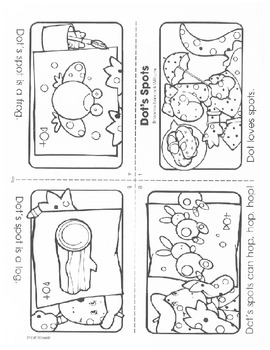 Fun Phonics Readers: Short Vowels Reproducible Emergent Readers and Shape Books