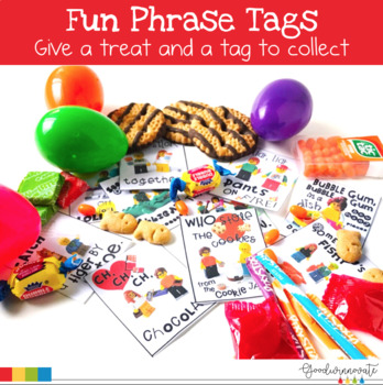Fun Phrase Brag Tags