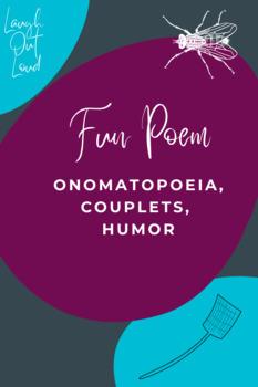Fun Poem - Onomatopoeia, Couplets, Humor