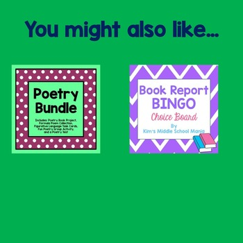 Fun Poetry Group Activity
