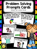 Fun, Practical Problem Solving Prompt Cards for Beginners