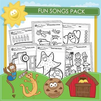 Fun Songs - 21 Pack