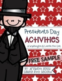 Presidents Day Freebie