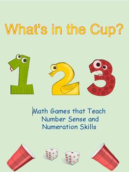 Fun Primary Math Games that Teach Number Strategies