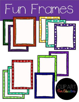 Fun Product Frames