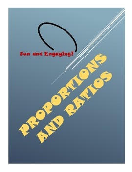 Fun Proportions and Ratios Worksheets