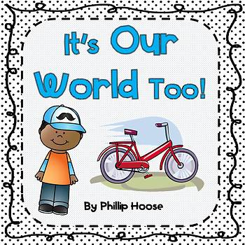 Fun Quiz for It's Our World Too ! by Phillip Hoose (With Answer Notes)