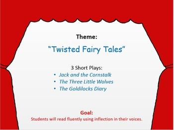 Fun Reader's Theater Scripts to Build Fluency