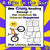 #3 Fun Reading Comprehension Passage and Questions + Audio