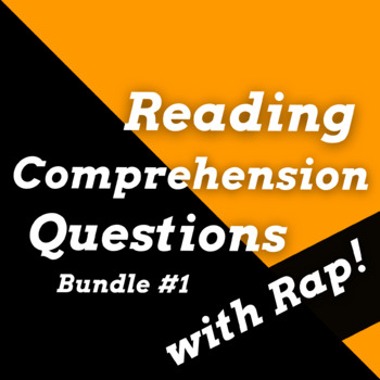 Fun Reading Passages with Questions, Multiple Choice Answers, and Songs