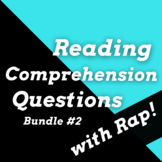 Fun Reading Comprehension Activities, Worksheets & Passages with Songs