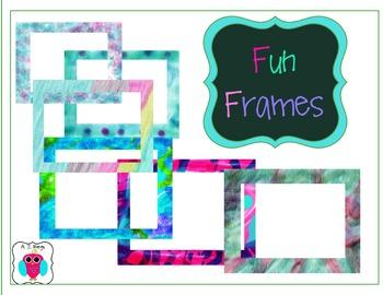 Fun Rectangle Frame Set