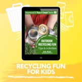 Play Based Recycling Activities for Childcare, PreK, Famil