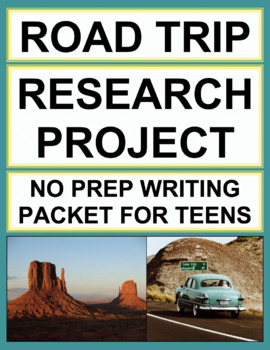 Fun Research Project for Teens