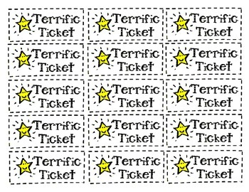 Fun Reward Coupons and Terrific Tickets