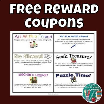Rewards - Free Reward Coupons