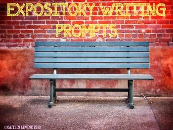 Fun STAAR  Expository Writing Warm-Ups