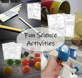 Fun Science Activities for Middle School (Growing Bundle)