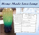 Fun Science Experiment (Home-Made Lava Lamp)