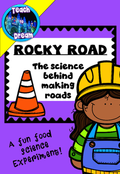 Fun Science - Making Roads with Chocolate!